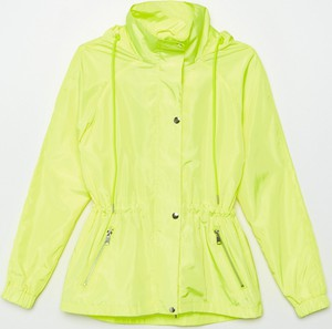 Żółta kurtka Cropp krótka