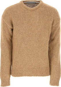 Brązowy sweter Dsquared2
