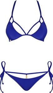 Niebieski strój kąpielowy Obsessive