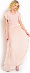 Różowa spódnica POTIS & VERSO maxi