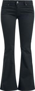 Czarne jeansy Black Premium By Emp z jeansu w street stylu