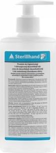 Alpinus Sterill Hand 0,5L, Preparat przeznaczony do higienicznej oraz chirurgicznej dezynfekcji skóry dłoni