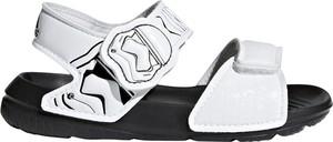 dfefff2c962e9 Buty dziecięce letnie Adidas Performance na rzepy