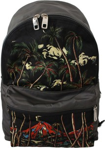 Czarny plecak Dolce & Gabbana