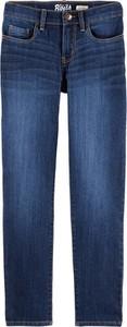 Niebieskie spodnie dziecięce OshKosh dla chłopców
