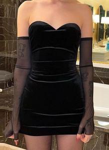 Sukienka Sandbella ołówkowa mini