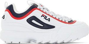 Buty sportowe Fila sznurowane