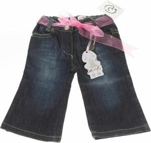 Niebieskie jeansy dziecięce U+é