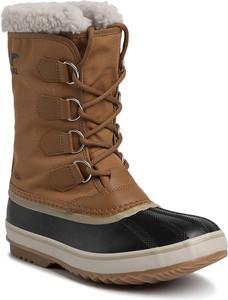 Buty zimowe Sorel sznurowane