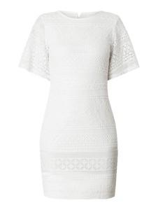 Sukienka Vila w stylu casual z okrągłym dekoltem
