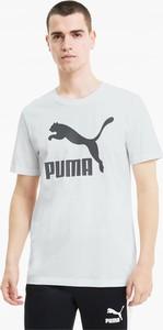 T-shirt Puma w młodzieżowym stylu z krótkim rękawem