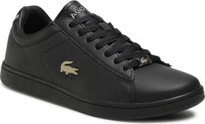 Sneakersy LACOSTE - Carnaby Evo 0721 3 Sma 7-41SMA000602H Blk/Blk
