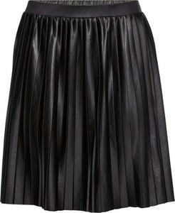 Spódnica bonprix BODYFLIRT w rockowym stylu mini