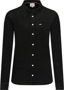 Koszula Tommy Jeans ze sztruksu w stylu casual