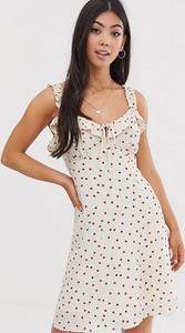 Sukienka River Island Petite na ramiączkach mini