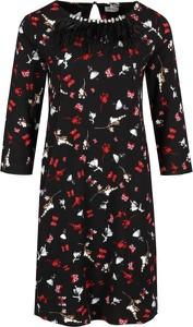 Sukienka Liu-Jo z długim rękawem mini