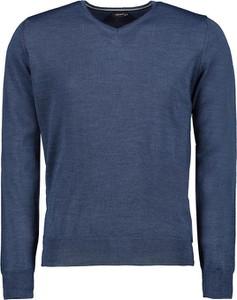 Sweter Lavard z wełny w stylu casual