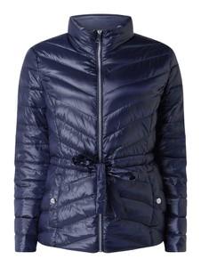 Granatowa kurtka Ralph Lauren w stylu casual