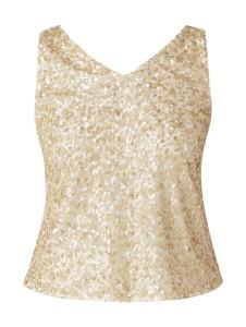 Złota bluzka Esprit