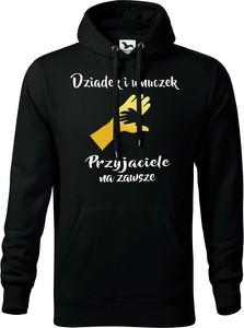 Czarna bluza TopKoszulki.pl
