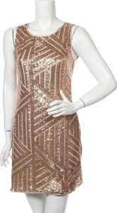 Sukienka Bel&bo mini bez rękawów