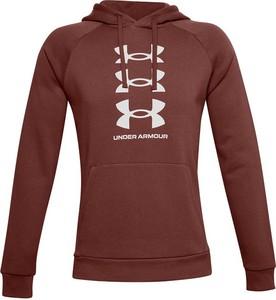 Bluza Under Armour w sportowym stylu z nadrukiem