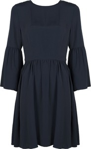 Sukienka Tommy Hilfiger z okrągłym dekoltem mini