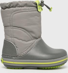 Buty dziecięce zimowe Crocs