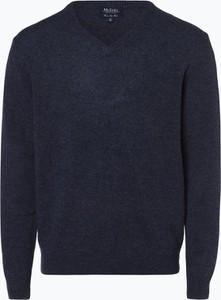 Niebieski sweter Mc Earl