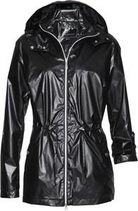 Czarna kurtka bonprix bpc selection w stylu casual