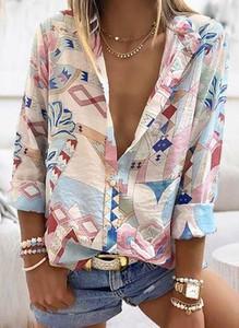 Koszula Cikelly z dekoltem w kształcie litery v