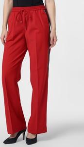 Czerwone spodnie Tommy Hilfiger