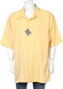Koszula Montique w stylu casual z krótkim rękawem z klasycznym kołnierzykiem