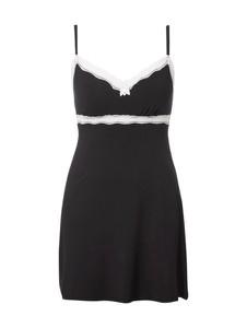 Czarna piżama Skiny z bawełny