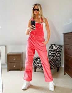 Różowy kombinezon Adidas Originals