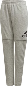 Spodnie dziecięce Adidas z bawełny
