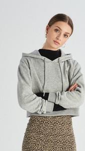 Bluza Sinsay w sportowym stylu krótka