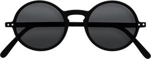 Czarne okulary damskie Izipizi