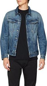Kurtka amazon.de w młodzieżowym stylu z jeansu