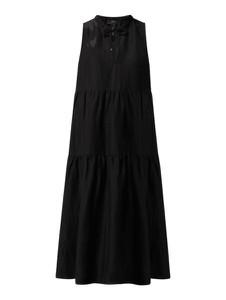 Czarna sukienka Marc Cain bez rękawów
