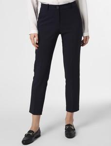 Niebieskie spodnie Tommy Hilfiger w stylu klasycznym