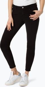 Review - jeansy damskie – minnie skinny, czarny