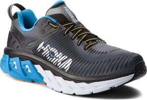 Buty sportowe hoka one one w sportowym stylu sznurowane