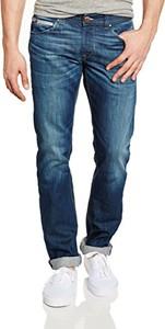 Niebieskie jeansy Dn67