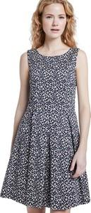 Sukienka Tom Tailor w stylu casual bez rękawów mini