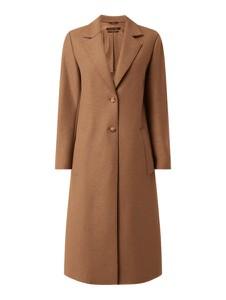 Brązowy płaszcz Marc O'Polo w stylu casual