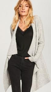 Sweter Reserved z wełny w stylu casual