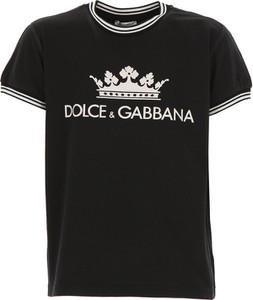Koszulka dziecięca Dolce & Gabbana