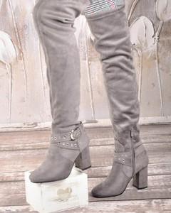 Kozaki Kayla Shoes za kolano