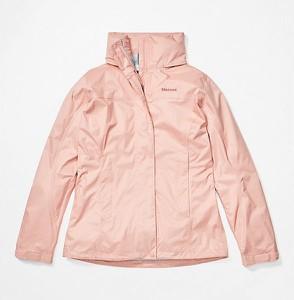 Różowa kurtka Marmot w stylu casual